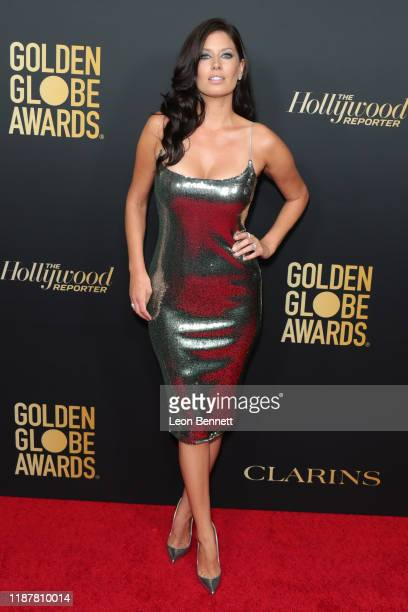 Bree Condon attends HFPA And THR Golden Globe Ambassador Party at Catch LA on November 14 2019 in West Hollywood California