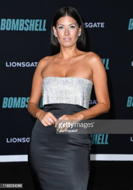 Bree Condon attends Special Screening Of Liongate's Bombshell at Regency Village Theatre on December 10 2019 in Westwood California