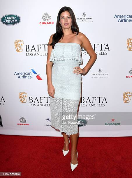 Bree Condon attends The BAFTA Los Angeles Tea Party at Four Seasons Hotel Los Angeles at Beverly Hills on January 04 2020 in Los Angeles California