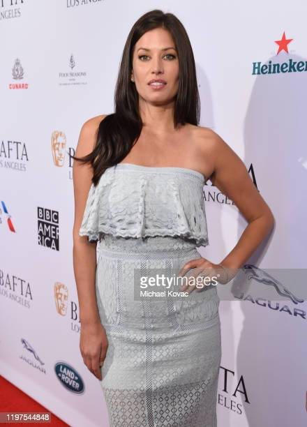 Bree Condon attends the BAFTA Tea Party Presented by Jaguar Land Rover and BBC America on January 04 2020 in Los Angeles California