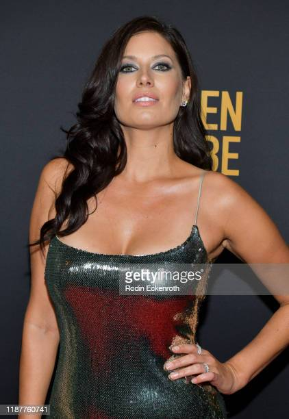 Bree Condon attends the HFPA and THR Golden Globe Ambassador Party at Catch LA on November 14 2019 in West Hollywood California