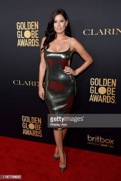 Bree Condon attends the Hollywood Foreign Press Association and The Hollywood Reporter Celebration of the 2020 Golden Globe Awards Season and...