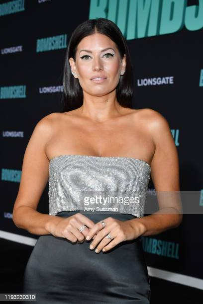 Bree Condon attends the special screening of Liongate's Bombshell at Regency Village Theatre on December 10 2019 in Westwood California