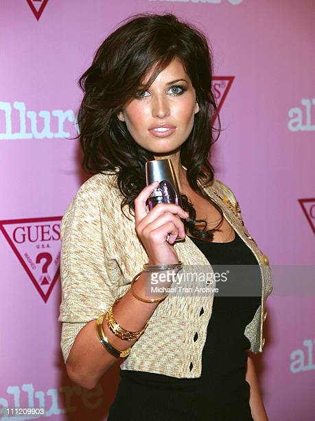 Bree Condon during GUESS Fragrance Launch Party August 17 2005 at Skybar in Los Angeles California United States