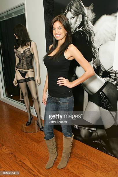 Bree Condon during Victoria's Secret Los Angeles Showroom Launch in Los Angeles CA United States