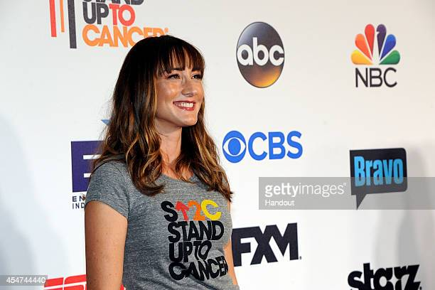 CANCER Bree Turner attends The Hollywood community unites once again to support Stand Up To Cancer a program of the Entertainment Industry Foundation...