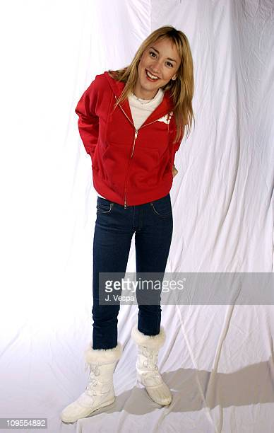 Bree Turner during 2002 Sundance Film Festival The Quest for Length Portraits at Harry O's in Park City Utah United States