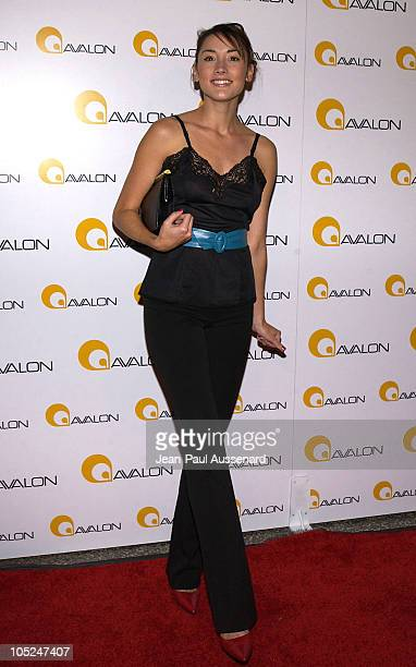 Bree Turner during Avalon Hollywood Grand Opening Arrivals at Avalon in Hollywood California United States