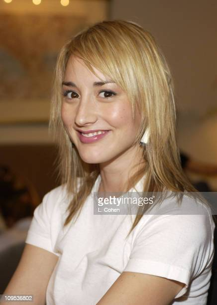 Bree Turner during Famed British hairstylist Charles Worthington sets up shop for The Oscars Day 2 at L'Ermitage Hotel in Beverly Hills California...