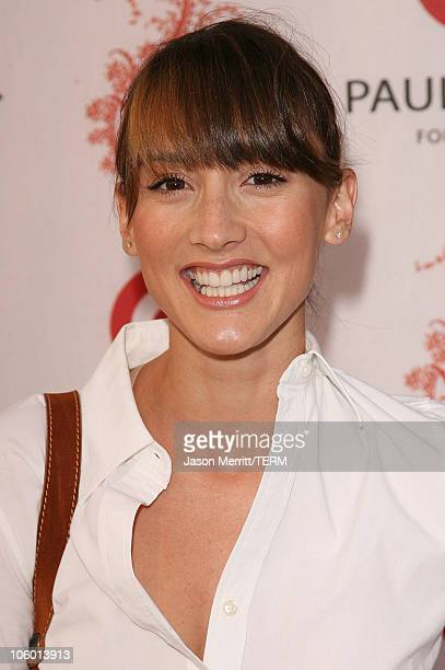 Bree Turner during Paul and Joe's Target Boutique Opening Arrivals at Target Boutique in Hollywood California United States