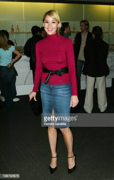 Bree Turner during Smirnoff Ice Endeavor Talent Agency PreParty For The MTV Movie AwardsInside The Astra West In West Hollywood at Astra West in West...