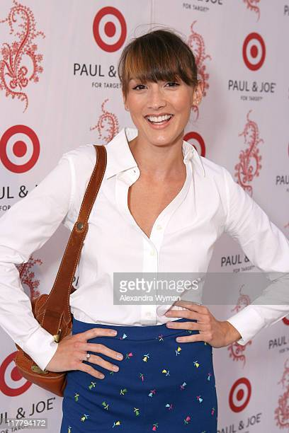 Bree Turner during Sophie Albou's Temporary Paul and Joe Collection for Target Pops Up on Melrose Red Carpet at Private Boutique in Los Angeles...