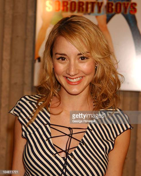 Bree Turner during Sorority Boys Los Angeles Premiere at Avco Cinema Center in Los Angeles California United States