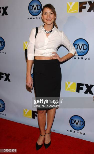 Bree Turner during The 3rd Annual DVD Exclusive Awards at The Wiltern Theater LG in Los Angeles California United States