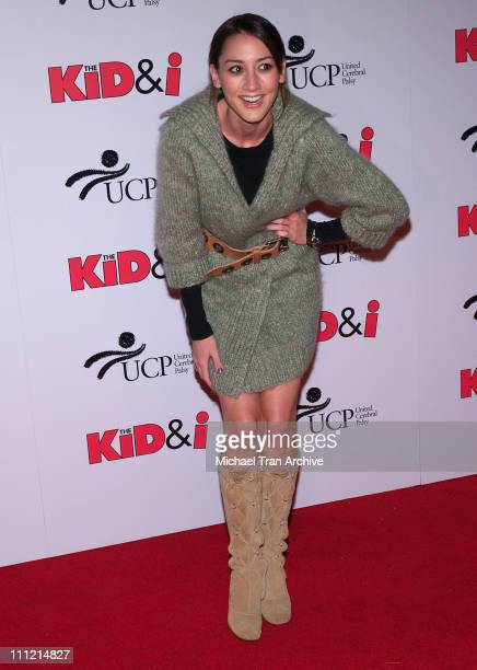 Bree Turner during Wheels Up Films' The Kid I Los Angeles Premiere Arrivals at Grauman's Chinese Theatre in Hollywood California United States