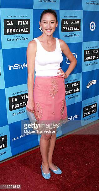 Bree Turner during World Premiere of Ira Abby Arrivals at Mann Festival Theatre in Westwood CA United States