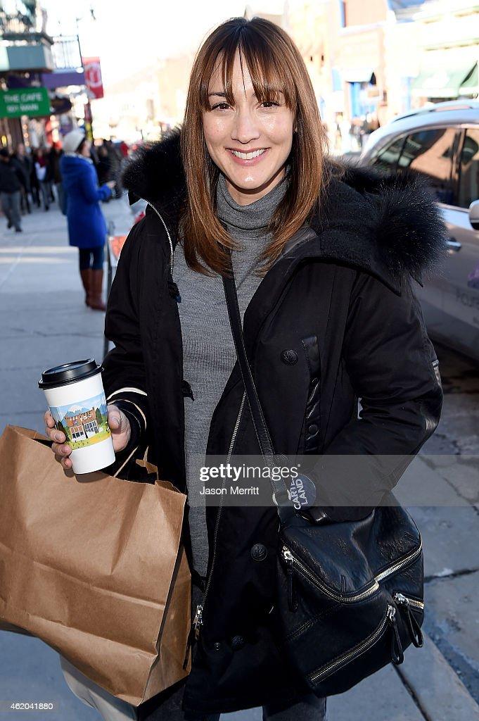 Celebrity Sightings In Utah - January 23, 2015