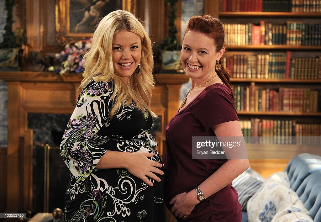 LIVE - Bree Williamson and Melissa Archer in a scene that begins airing the week of September 27, 2010 on ABC Daytime?s 'One Life to Live.' 'One Life to Live' airs Monday - Friday (2:00 p.m. - 3:00 p.m., ET) on the ABC Television Network