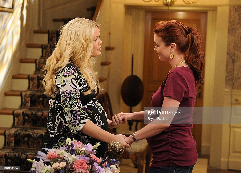 Bree Williamson and Melissa Archer in a scene that begins airing the week of September 27, 2010 on ABC Daytime's 'One Life to Live. 'One Life to Live' airs Monday - Friday (2:00 p.m. - 3:00 p.m., ET) on the ABC Television Network