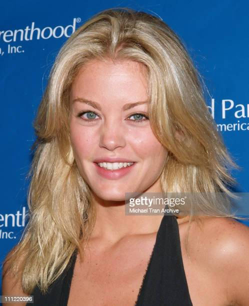 Bree Williamson during Daytime for Planned Parenthood A PreEmmy Celebration of the Women of Daytime Television Benefitting Planned Parenthood...