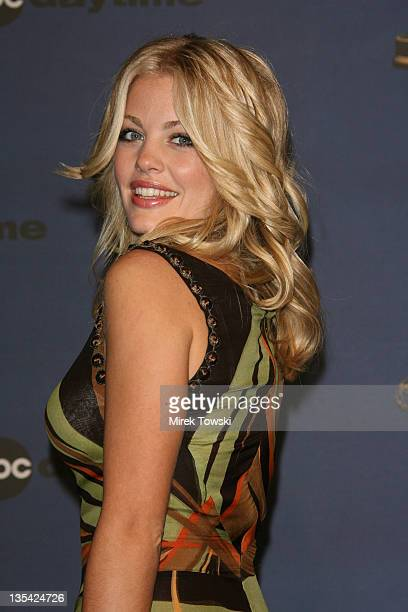 Bree Williamson during The 33rd Annual Daytime Emmy Awards Press Room at Hollywood Kodak Theater in Hollywood California United States
