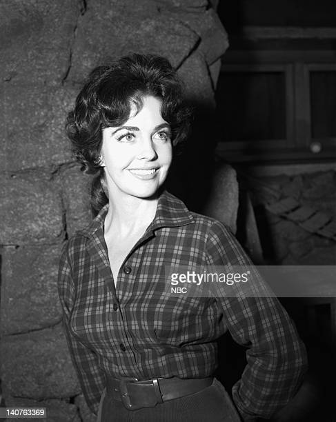 BONANZA Breed of Violence Episode 9 Pictured Myrna Fahey as Dolly Kincaid Photo by NBC/NBCU Photo Bank