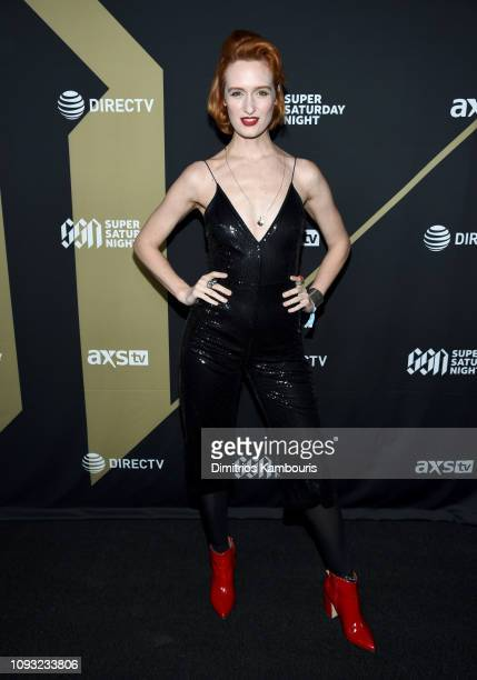Breeda Wool attends DIRECTV Super Saturday Night 2019 at Atlantic Station on February 2, 2019 in Atlanta, Georgia.
