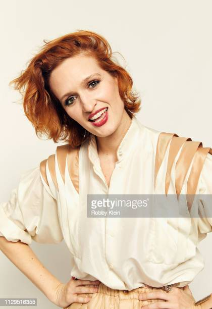 Breeda Wool of the film 'Mother's Little Helpers' poses for a portrait at the 2019 SXSW Film Festival Portrait Studio on March 9 2019 in Austin Texas