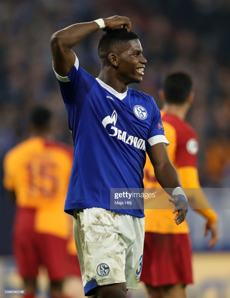 FC Schalke 04 v Galatasaray - UEFA Champions League Group D : News Photo