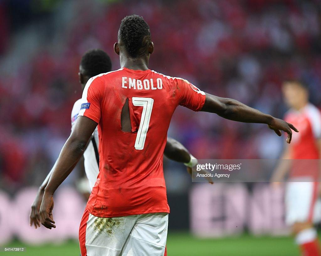 Switzerland v France - EURO 2016 : News Photo