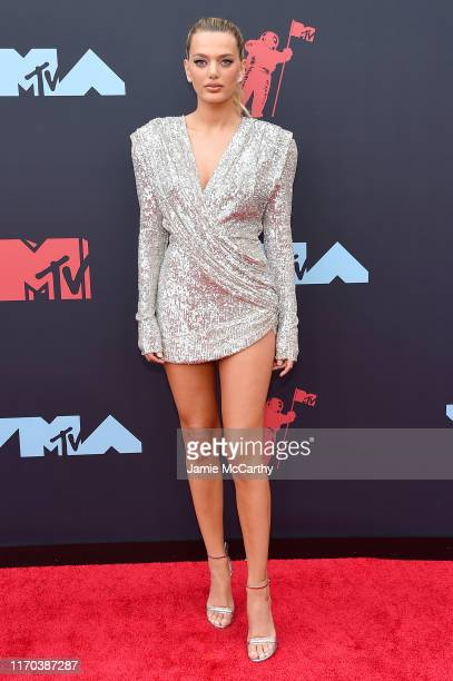 Bregje Heinen attends the 2019 MTV Video Music Awards at Prudential Center on August 26 2019 in Newark New Jersey