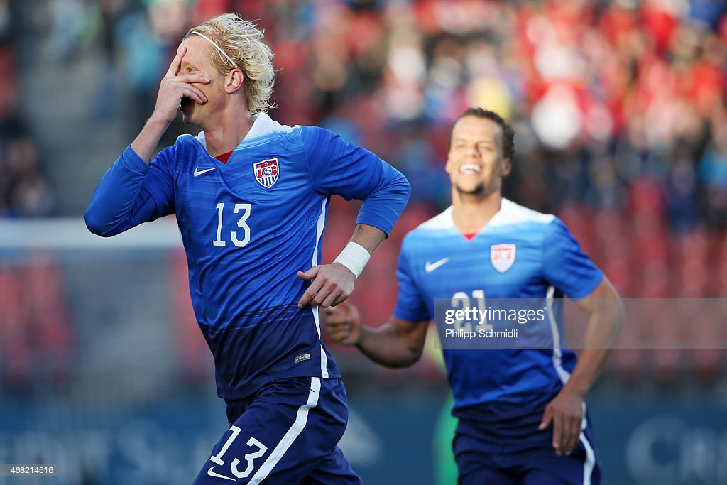 Switzerland v USA - International Friendly