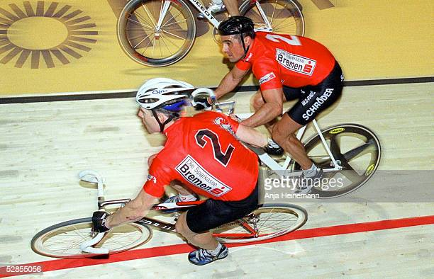 RENNEN 2002 Bremen Andreas KAPPES Andreas BEIKIRCH/GER