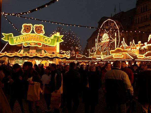 Deutschland Weihnachtsmarkt.Bremen Deutschland Europa Reise Weihnachtsmarkt Weihnachten