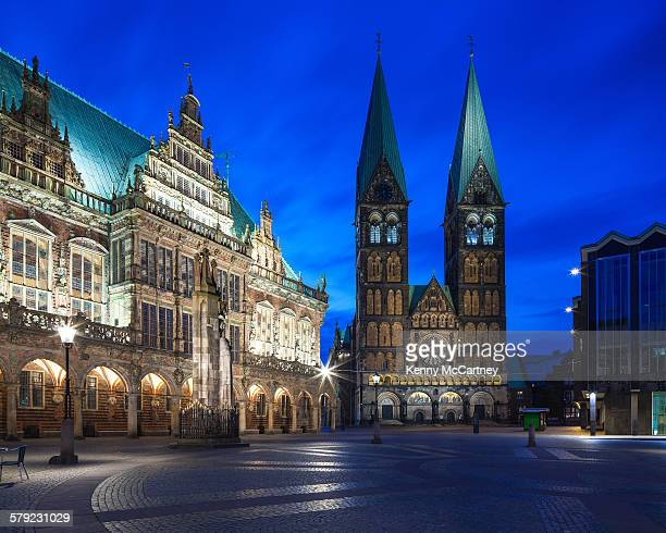 Bremen, Germany - St. Petri Dom & Marktplatz