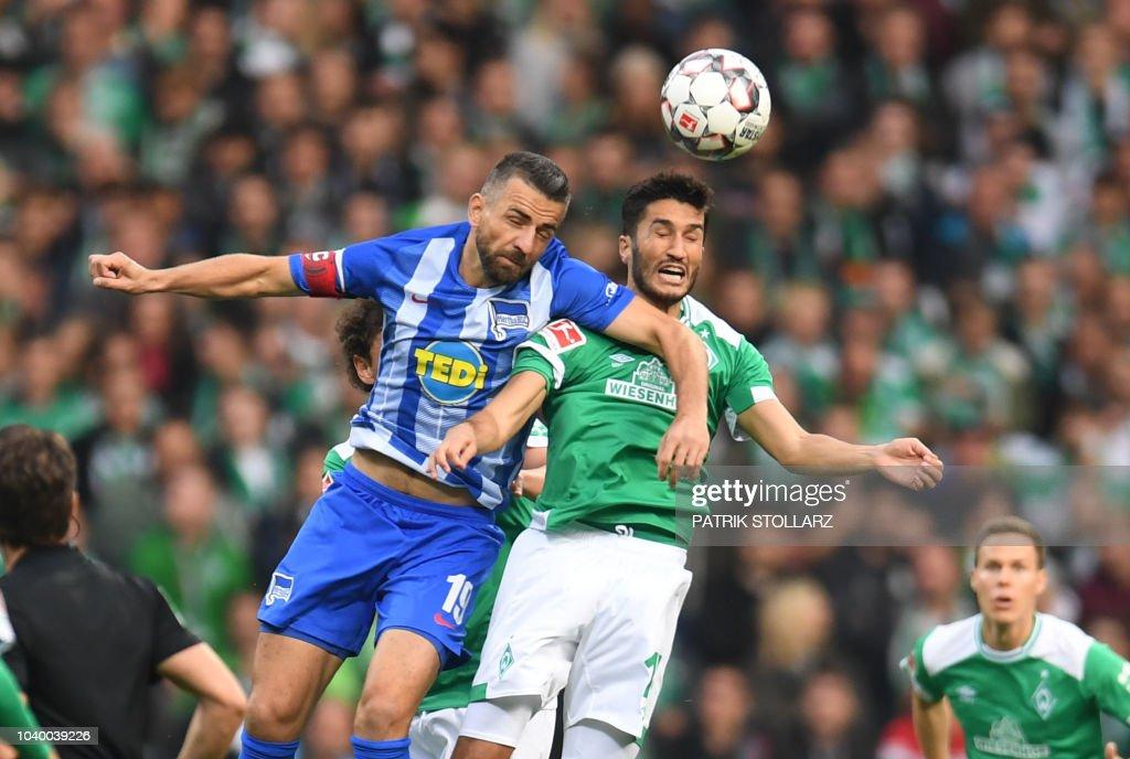 SV Werder Bremen v Hertha BSC - Bundesliga