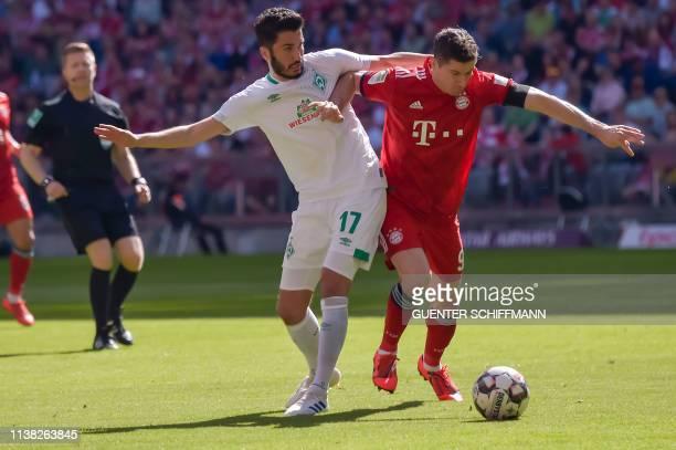 DEU: FC Bayern Muenchen v SV Werder Bremen - Bundesliga