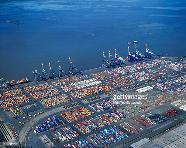 Bremerhaven and the Weser River , Germany