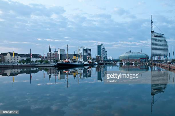 Bremerhaven in the morning