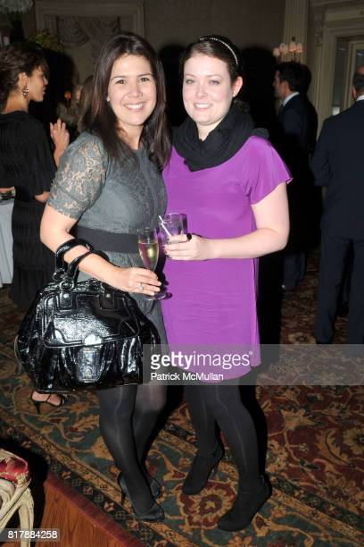 Brenda Avery and Kelly Frey attend The PRIVATE JOURNEY Launch Party Hosted by JIM KERWIN at Columbus Citizens' Foundation on September 23 2010 in New...