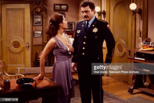 Brenda Benet Victor French appearing in the ABC tv series 'Carter Country'