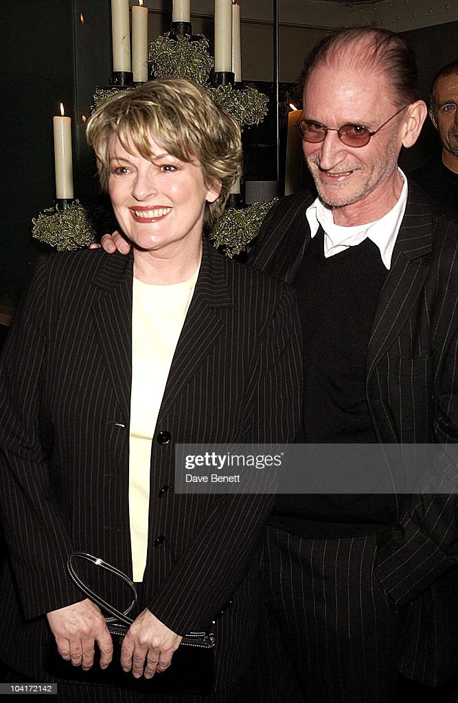 Brenda Blethyn And Husband, 'The Hours' Uk Charity Movie Premiere After Party Held At The Bluebird Restaurant In London.