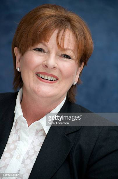 Brenda Blethyn at the 'London River' press conference at the Hazelton Hotel on September 15 2009 in Toronto Canada