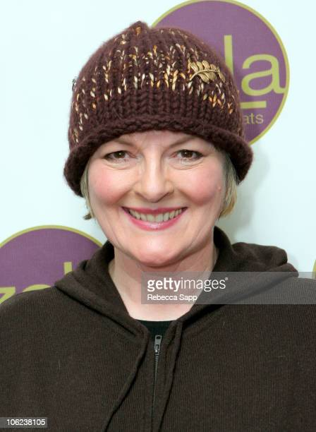 Brenda Blethyn at Zola Hats during 2007 Park City Luxury Lounge Day 1 at Media Placement Luxury Lounge in Park City Utah United States