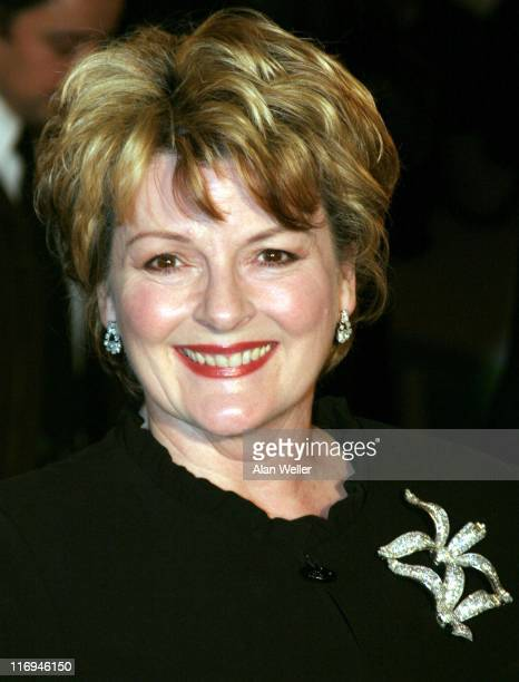 Brenda Blethyn during 2005 British Comedy Awards Arrivals at London Television Studios in London Great Britain
