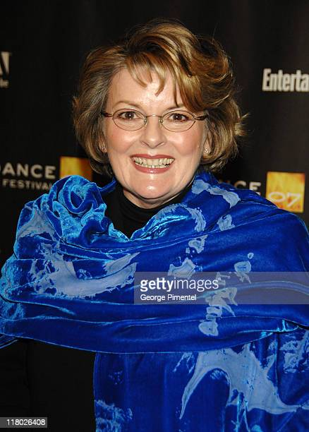Brenda Blethyn during 2007 Sundance Film Festival Clubland Premiere at Eccles in Park City Utah United States