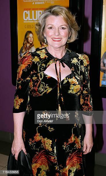 Brenda Blethyn during 'Clubland' Sydney Premiere at The Academy Twin Cinema in Sydney NSW Australia