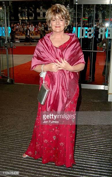 Brenda Blethyn during 'Pride Prejudice' London Premiere Inside Arrivals at Odeon in London Great Britain