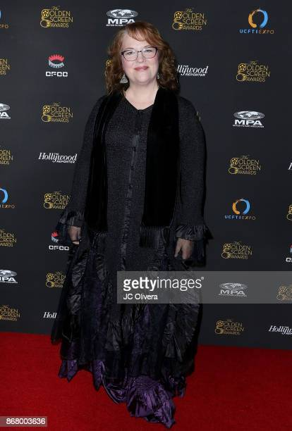 Brenda Chaplin attends the 2nd Annual Golden Screen Awards hosted by US China Film and TV Industry Expo at The Novo by Microsoft on October 29 2017...