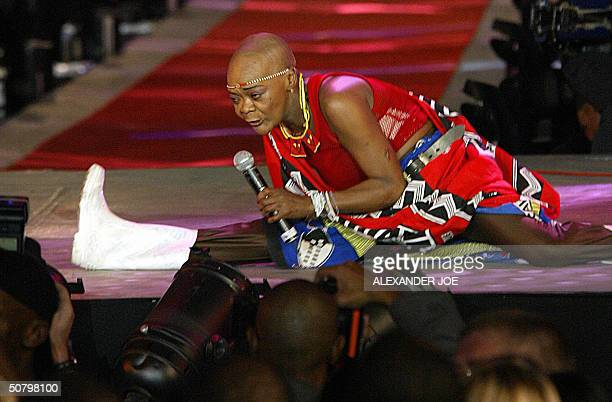 Brenda Fassie Stock Photos And Pictures  Getty Images-4462
